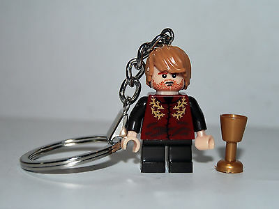 Tyrion Lannister Gnomo Keychain - From Game Of Thrones