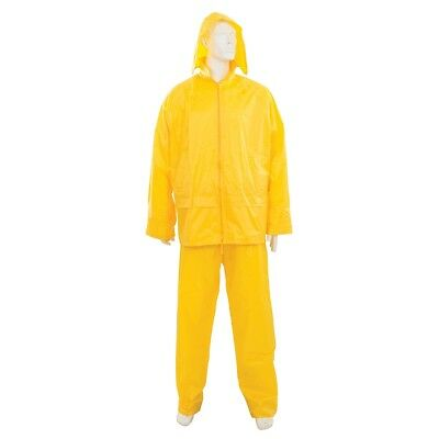 "L 74 - 130Cm (29 - 51"") Rain Suit Yellow 2Pce 457006"