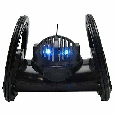 TREKBOT Desk Pets Toy Black Hubless Wheeled Micro-Robotic Racer Remote Control