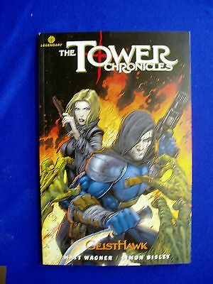 The Tower Chronicles  Geisthawk 4: Wagner & Bisley. Horror GN .  1st edn.  New.