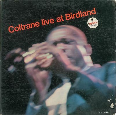 John COLTRANE (Saxophonist): Live at Birdland - SIGNED LP
