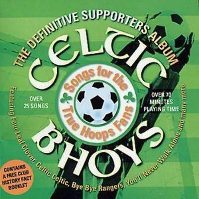 Celtic Bhoys : The Definitive Supporter's Album CD (2003)