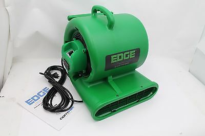 Contair EDGE Air Mover Carpet Dryer Blower Floor Fan High CFM Green Color