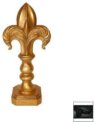 Hickory's Manor House Resins Composite Grand Fleur Statues Decorative Indoor NEW