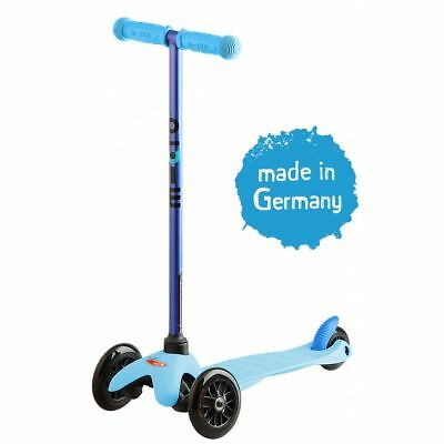 Mini Micro Sporty Candy Kinder Kickboard blau