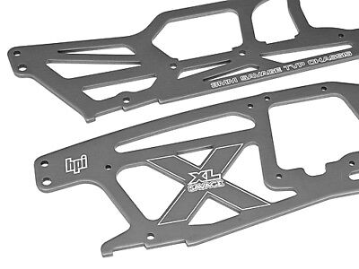 Hpi Racing Savage Xl 5.9 Gt 73941 Main Chassis Set (Savage Xl/gray) Genuine Part