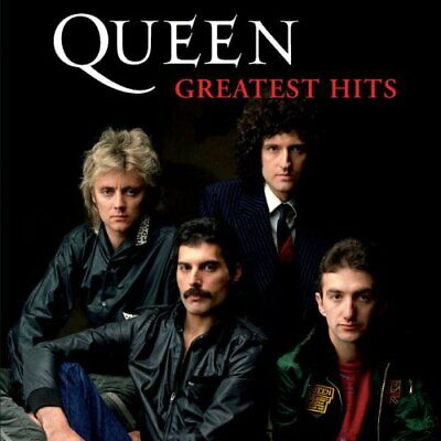 Queen - Greatest Hits - Queen CD 48VG The Fast Free Shipping