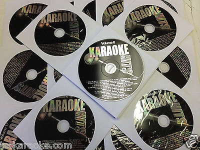 68 Disc KARAOKE HITS CDG Set ULTIMATE All Time Hits 50 60 70 80 90 2000's HOT