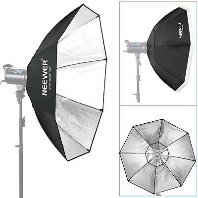 "Neewer 47"" Portable Octagon Beehive Softbox with grid Bowens Mount for Studio"