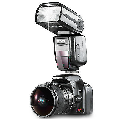 Neewer NW565EX-C E-TTL Flash Speedlite for Canon 5D Mark II III 7D 30D 40D 50D