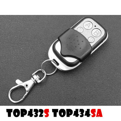 CAME TOP432S TOP432SA Remote Control Replacement Gate Garage Key Fob TOP 432S