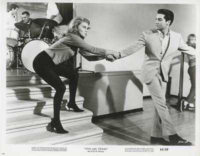 """viva Las Vegas""-Original Photo-Rockabilly-Elvis Presley-Ann-Margret-Dance-#28"