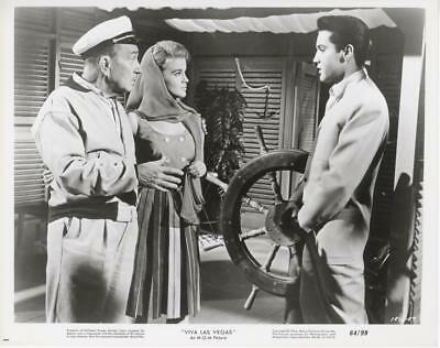 """viva Las Vegas""-Original Photo-Rockabilly-Elvis Presley-Ann-Margret-Ship Wheel"