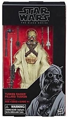 "Star Wars Black Series 6"" Inch Tusken Raider #41"
