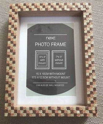 HAND DECORATED PHOTO Frame - £8.00 | PicClick UK