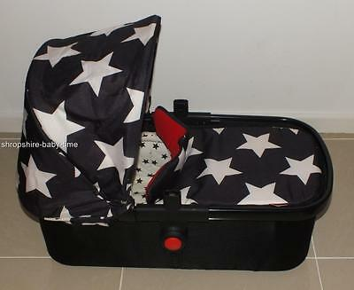 Cosatto giggle 2 carrycot in All Star - Apron & hood included