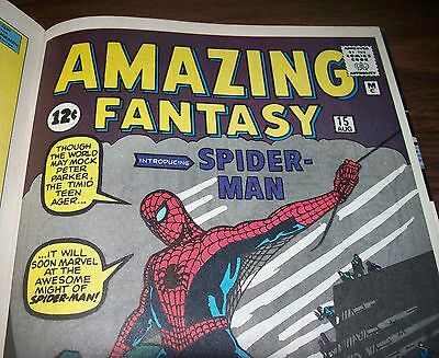 AMAZING FANTASY #15 Reprint in Spider-Man Classics #1 from Apr. 1993 in VG/F NS