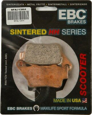 EBC SFA213HH SFA Sintered Scooter Brake Pads (Made In USA)