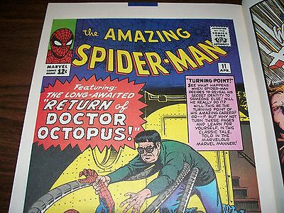 The AMAZING SPIDER-MAN #11 Doc Ock Reprint in Spider-Man Classics #12 from 1994