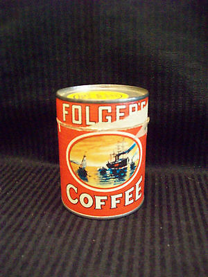 Folgers Coffee Puzzle