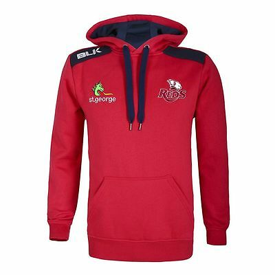 QLD Reds 2017 Pullover Hoodie  Sizes S - 7XL  **SALE PRICE**