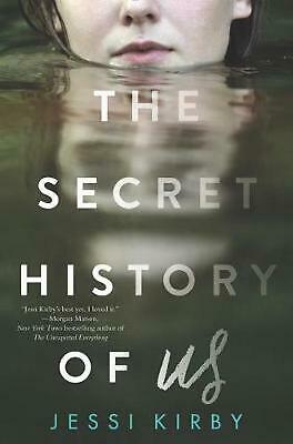 Secret History of Us by Jessi Kirby Hardcover Book Free Shipping!