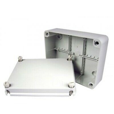 Gewiss GW44210 Junction Box with Smooth Walls 380mm X 300mm X 120mm IP56