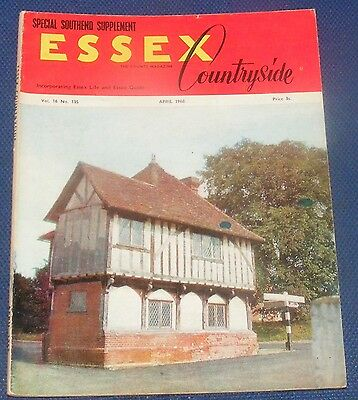Essex Countryside April 1968 - Southend Supplement