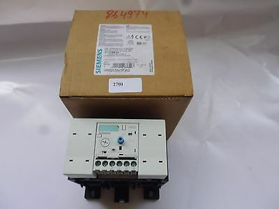 3RB2056-1FW2 SIRIUS SIEMENS relai de surcharge overload relay 50-200A