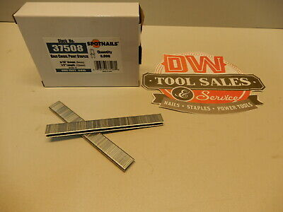 50,000 10 BX Duo Fast Style 64 Series Staples 5//8″ 19 Gauge for Senco R Series