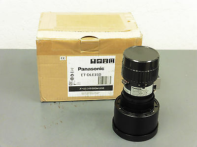 Panasonic ET-DLE350 52.8-79.5mm f/1.8-2.2 Power Zoom Lens for PT-D6000/PT-D5700
