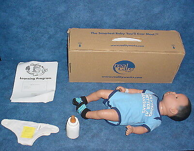 Realityworks RealCare Baby 2 Plus Male Real Care II #2
