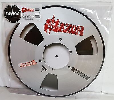 Saxon Live In Germany Picture Disc Vinyl LP Record new