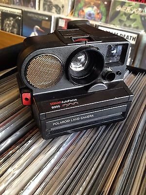 Polaroid Land Camera Sonar Auto Focus 5000