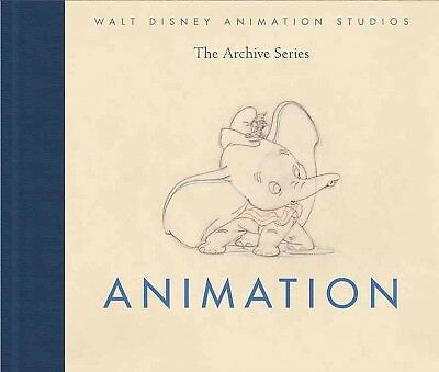 Walt Disney Animation Studios - The Archive Series. Animation, Disney Press