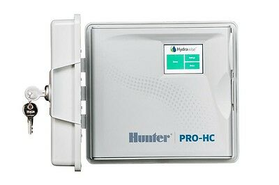 Hunter PRO-HC Wi-Fi Enabled Outdoor Controller, Available in 6, 12 and 24 Zones