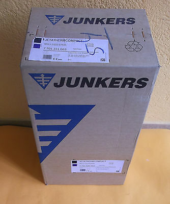 Junkers Jetathermcompact GWH WR 11 -2 Boiler  Gas Erdgas