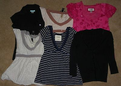 Lot 6 Womens Tops ~ AMERICAN EAGLE ~ DELIAS ~ ABERCROMBIE ~ URBAN BEHAVIOR ~ GAP