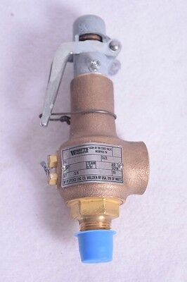 NEW NB Watts Pressure Relief Valve 1/2 IN Fig 041ADCA FREE SHIPPING