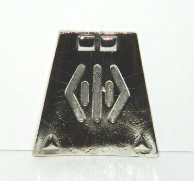 Babylon 5 TV Series Metal Wrist Communicator Pin, NEW UNUSED