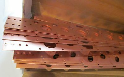 "44 New 26"" Holdrite 107-26 Copper Stub-Out Brackets 1/2-3/4- 1""- 1-1/4"" Plumbing"