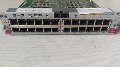 HP ProCurve J8161A 24-Port 10/100Base-TX PoE xl Switch Modul module