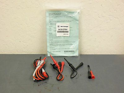(New) Agilent 34138A Test Lead Set