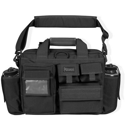 Maxpedition 0605B Soft Black Operator Tactical Attache Pistol Case 15.5 X 4 X11""