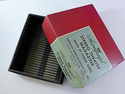 Airequipt Stereo Theater Magazine Tray - complete with box, nice!