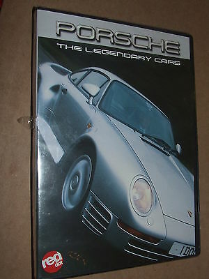 Porsche - The Legendary Cars  DVD NEW AND SEALED