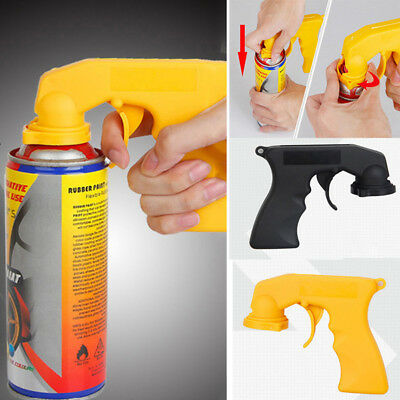Plastic Handle For Spray Painting Gun Car Wheel Color Styling Tools