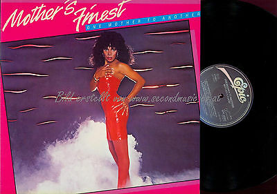 Lp--Mother's Finest One Mother To Another // Nm