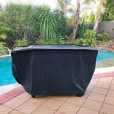 Gasmate 4B Flat-top Deluxe BBQ Cover