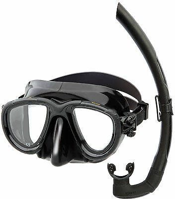 Mares TANA DUAL LOW VOLUME Silicone Mask Snorkel Set - Spearfishing Freediving